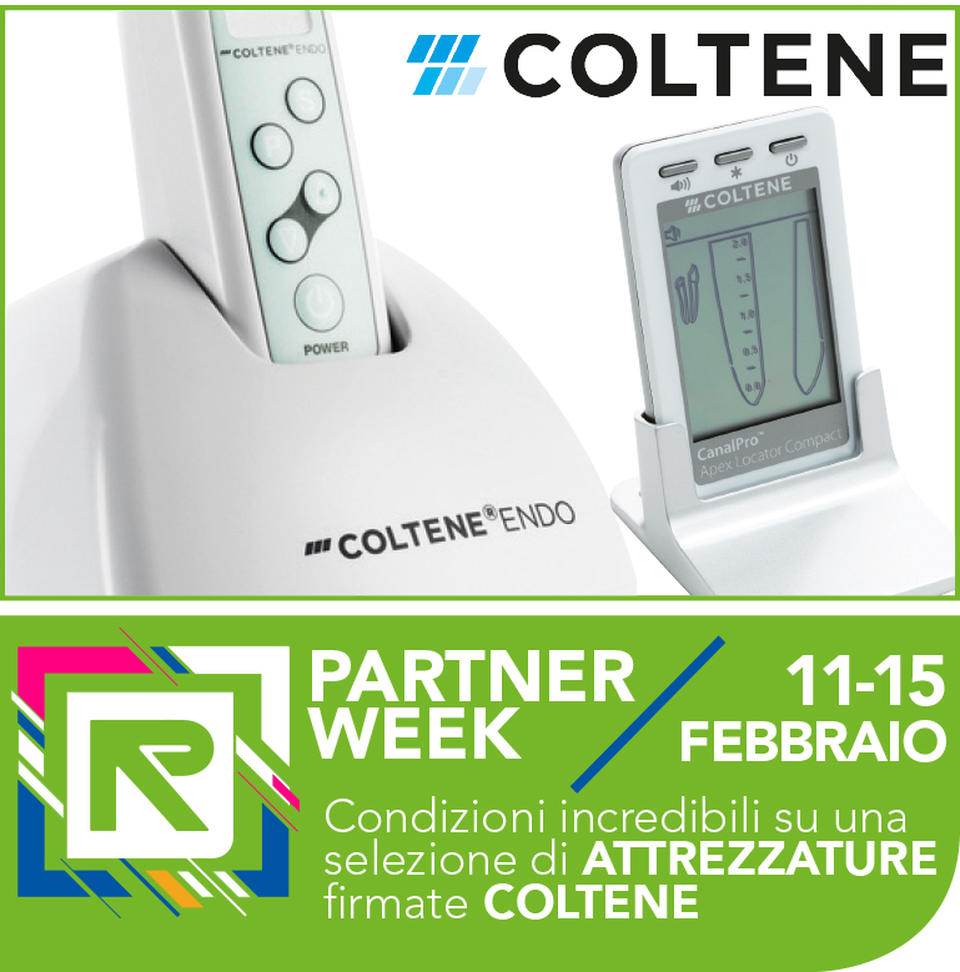 Partner Week Coltene 2019 con Revello