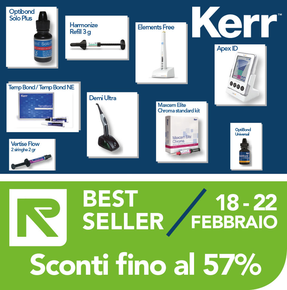 Best Seller Kerr 2019 con Revello