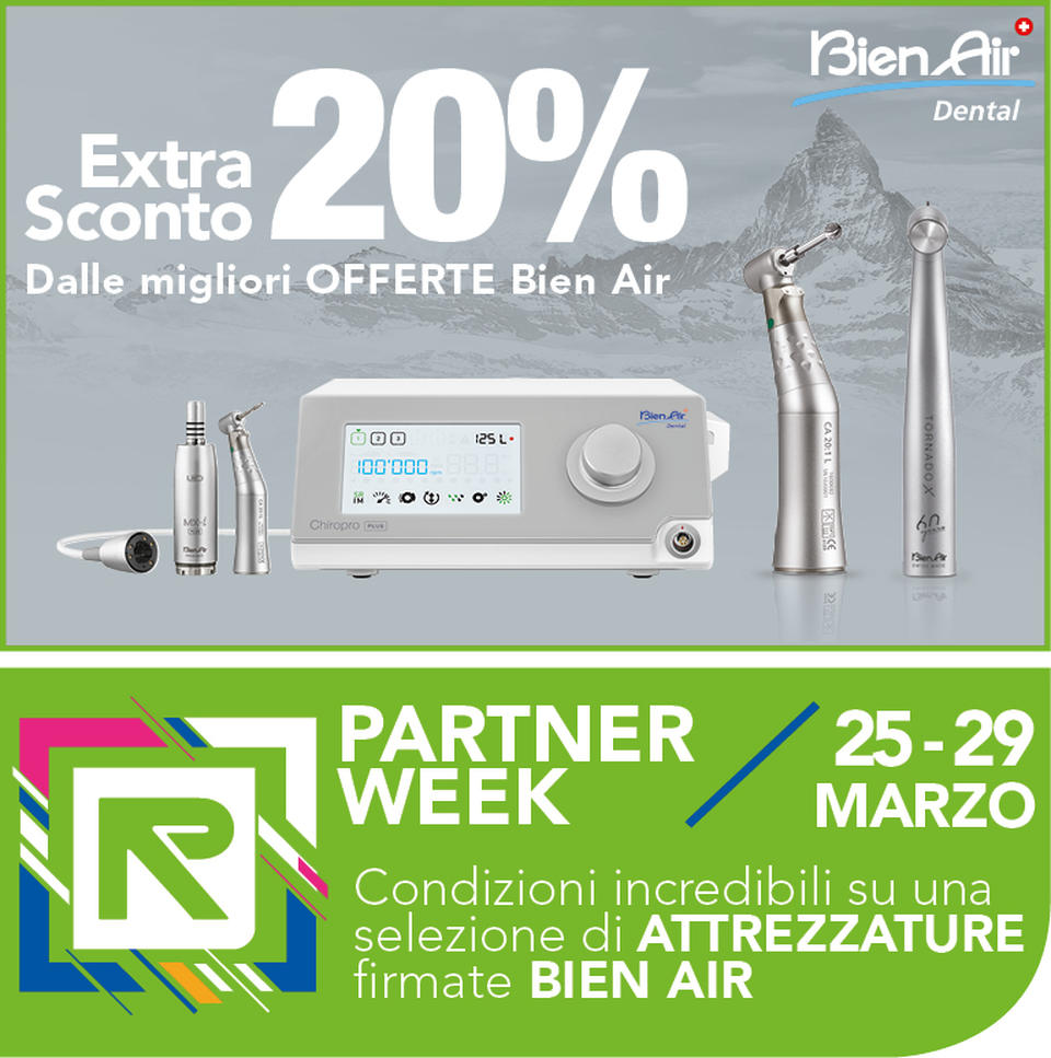 Partner Week Bien Air con Revello