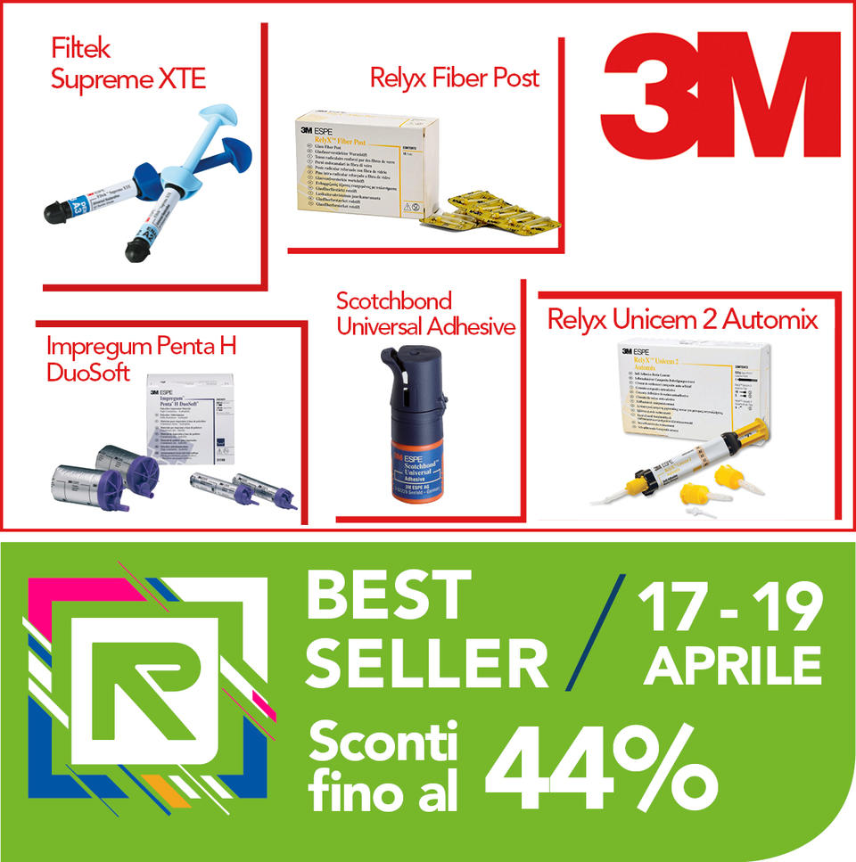 Best Seller 3M con Revello