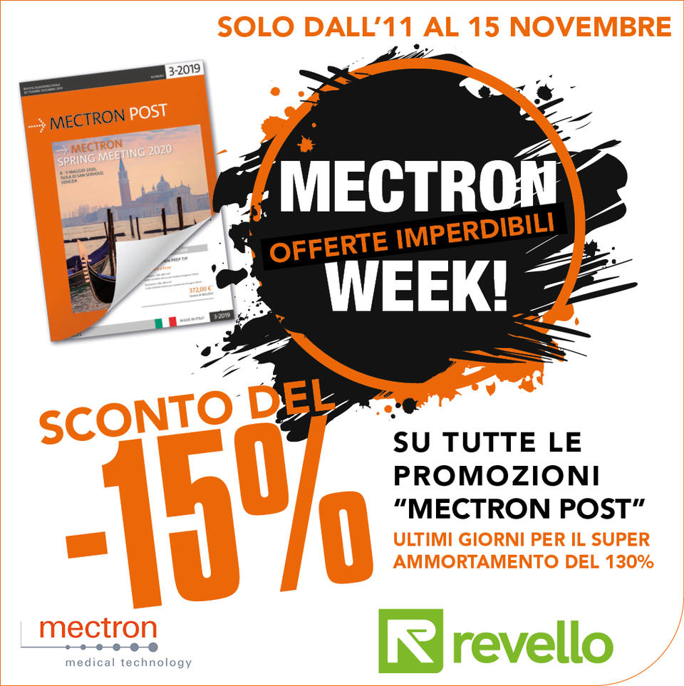 Mectron Week con Revello