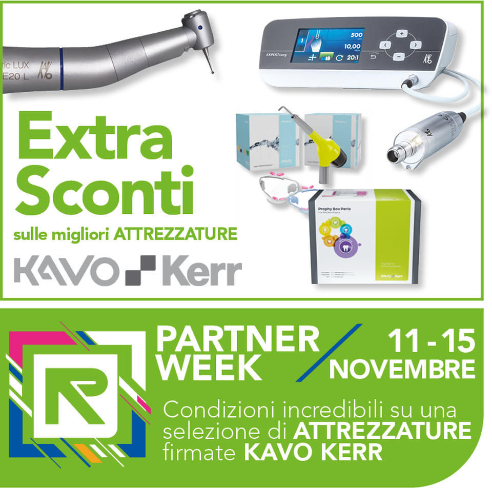 KavoKerr Week con Revello