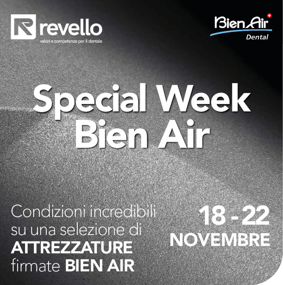 Partner Week Bien Air con Revello 2019