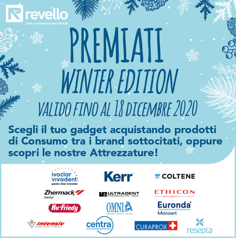 Premiati Winter Edition 2020