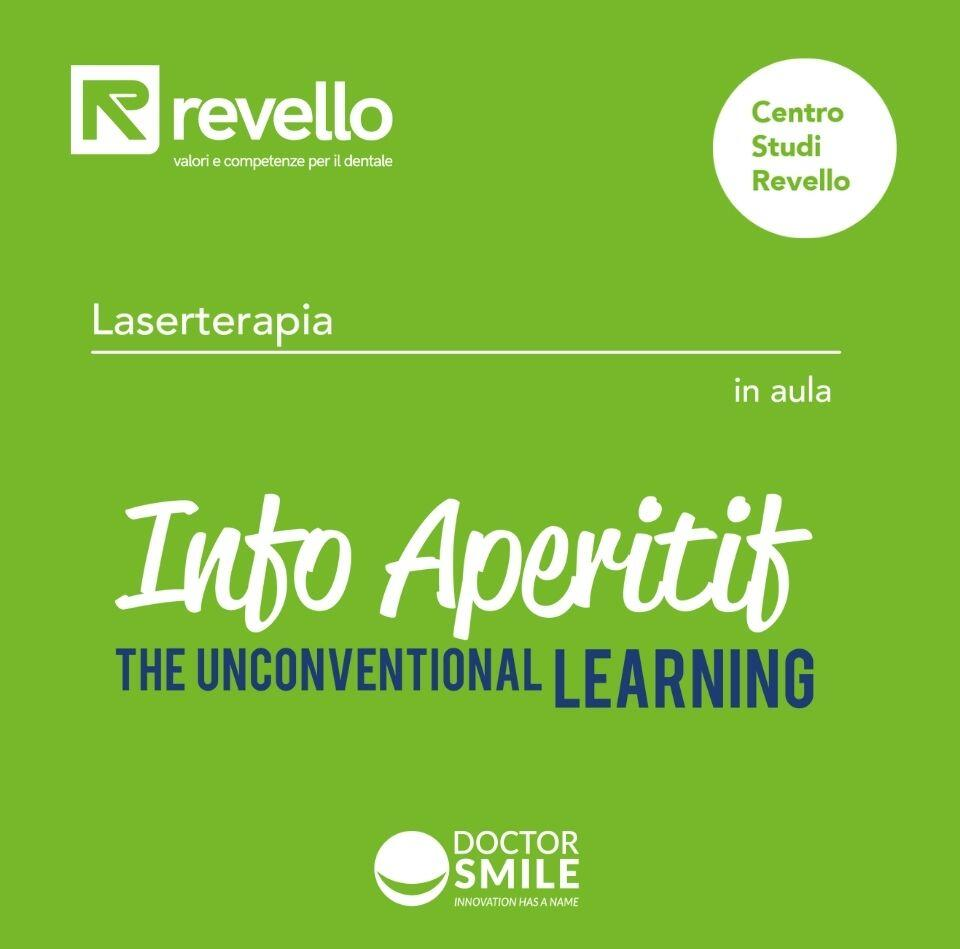 Info aperitif - the unconventional learning