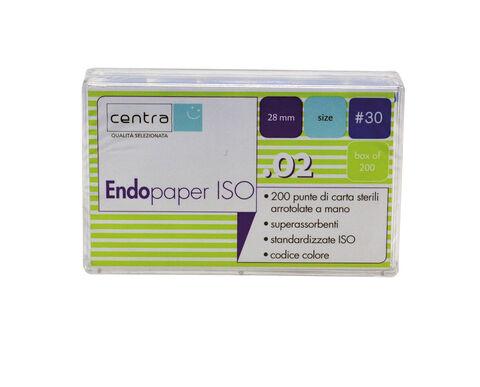 Endo Paper .02 ISO Centra