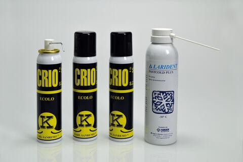 Ghiaccio spray Larident